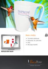 Porceline - Ceramika reklamowa